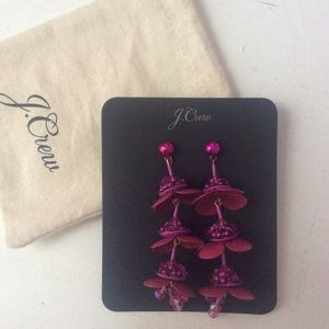 NWT J. Crew earrings